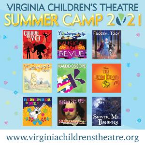 Summer Camp Offerings Announced AtVirginia Children's Theatre