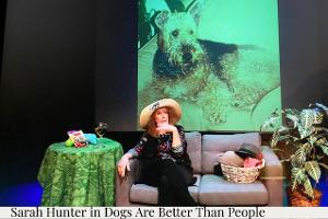 DOGS ARE BETTER THAN PEOPLE Gets Encore In Whitefire's Best Of Fest