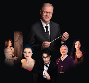 EAST MEETS WEST Orchestral Evening Now On Sale in Canberra and Sydney