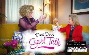 New Episode DORIS DEAR'S GURL TALK Streams Today