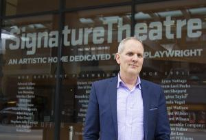 Harold Wolpert To Step Down As Signature Theatre Executive Director