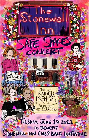 Nancy Pelosi, Alexandra Billings, Margaret Cho, Billy Eichner, and More Join The Stonewall Inn Safe Spaces Virtual Event