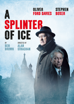 UK Tour Of A SPLINTER OF ICE Will Come to MAST Mayflower Studios