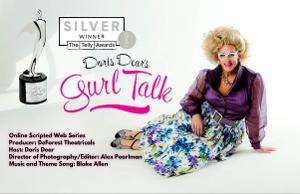 DORIS DEAR'S GURL TALKWins Prestigious 2021 Telly Award