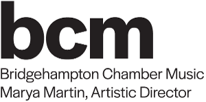 Bridgehampton Chamber Music Festival 2021 Returns Live August 4 - 22