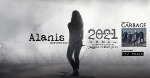 Alanis Morissette to Celebrate 25 Years Of JAGGED LITTLE PILL with 2021-2022 World Tour