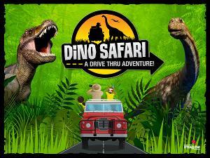 DINO SAFARI Invades Deer Park, June 11 - July 11