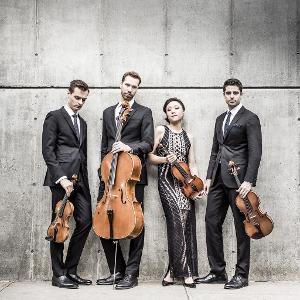 Tesla Quartet to Return To Lot Of Strings Festival in June