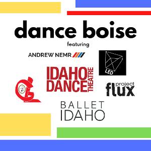 The Velma V. Morrison Center Presents DANCE BOISE