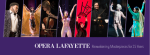Opera Lafayette PresentsFÊTE DE LA MUSIQUE