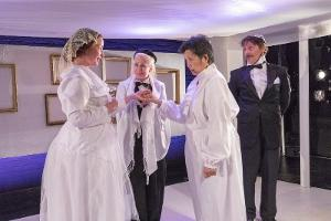 THE MARRIAGE OF ALICE B. TOKLAS By Gertrude Stein Zoom Fundraiser