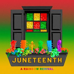 Full Lineup Announced for Porch Pride's JUNETEENTH: A RAINBOW REVIVAL