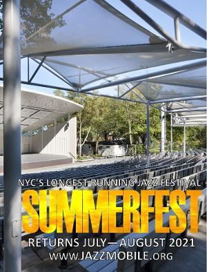 Jazzmobile's Summerfest 2021 Kicks Off July 7, Including Award-Winning Film & Performance By Questlove