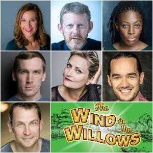 Cast Announced For The Pitlochry Festival Theatre Production Of THE WIND IN THE WILLOWS