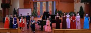 Students Raise Money For Children's Hospital of Philadelphia By Playing Steinway Concert Grand Pianos