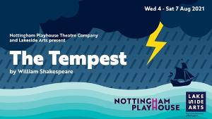 Nottingham Playhouse and Lakeside Arts Announce Casting For THE TEMPEST