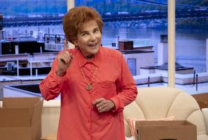 BECOMING DR. RUTH Starring Tovah Feldshuh Extended At North Coast Rep