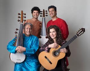 Sharon Isbin and Amjad Ali Khan Will Perform Strings For Peace Live at Caramoor in July