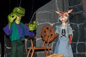 RUMPELSTILTSKIN Will Be Performed at the Great AZ Puppet Theater Beginning This Week