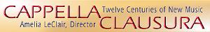 Cappella Clausura Will Present TROUBADOURS 2021 This Month