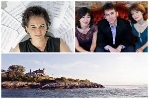 Newport Music Festival Presents BEACON OF THE BAY By Stacy Garrop
