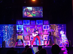 FunikiJam's Production Reopens To Families With Interactive Show