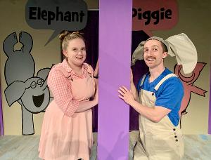 Millbrook Playhouse Presents Elephant & Piggie's WE ARE IN A PLAY!