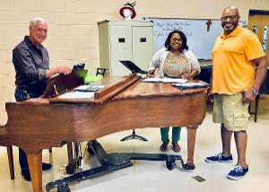 Possum Point Players Plan Fund-Raising Jamboree, ALL THE FIXIN'S, For This Month