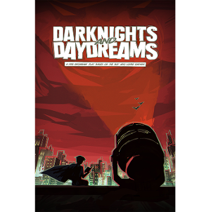 DARKNIGHTS & DAYDREAMS Live Staged Readings Announced in New York and LA