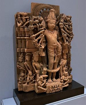 Hindus Commend Emory University For 'Avatars Of Vishnu' Exhibition Curated By Students