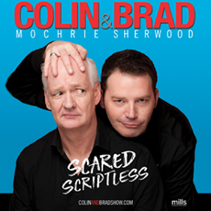 Colin Mochrie And Brad Sherwood to Perform at Paramount Theatre This October