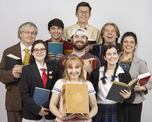 SPELLING BEE to Open This Friday at City Circle Theatre Company