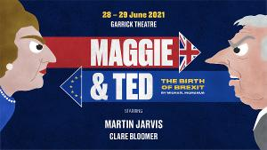 MAGGIE & TED Will Be Performed at the Garrick Theatre Next Week
