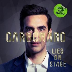 Michael Carbonaro Announces New Tour CARBONARO: LIES ON STAGE