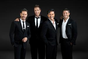Il Divo Will Perform at The Boch Center's Wang Theatre in September