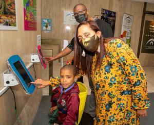 Artscape – SBA Partnership Celebrates Historic Youth Day