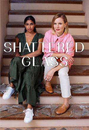 Kristen Bell and Monica Padman Co-Host New Podcast SHATTERED GLASS