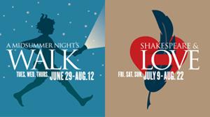 Shakespeare in Delaware Park Unique Productions Begin June 29