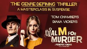 Diana Vickers To Join Strictly Winner Tom Chambers In DIAL M FOR MURDER Tour This Autumn