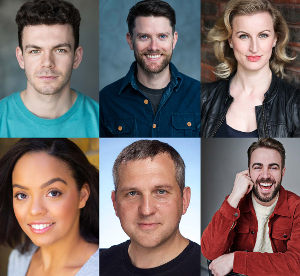Final Casting Announced For TOP HAT at The Mill At Sonning