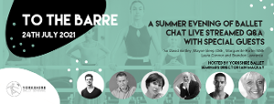 Yorkshire Ballet Seminars Announce TO THE BARRE, a Live Q&A With Legends of the Ballet World