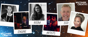 Wiltshire Creative Announces This Year's Engine Room Artists From The South West And The Engine Room Film Festival