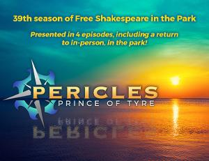 SF Shakespeare Festival Announces Cast, Designers, & Schedule forPERICLES, PRINCE OF TYRE