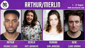 Full Cast Announced For ARTHUR/MERLIN as Part of the Iris Theatre's 2021 Summer Festival