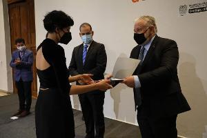 Abren Al Público La Exposición Del XLI Encuentro Nacional De Arte Joven 2021 En Aguascalientes