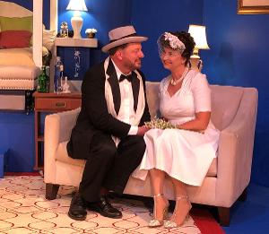 Chanticleers Theatre Presents THE FOUR POSTER Beginning July 16