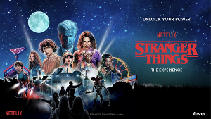 STRANGER THINGS: THE EXPERIENCE Will Launch in New York and San Francisco in 2022