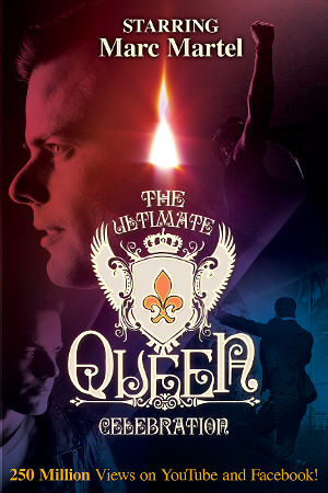 The Ultimate QUEEN Celebration Will Be Performed at Coral Springs Center For The Arts in December