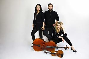 Neave Trio Performs Music By Ravel and Tailleferre at The Bard Music Festival