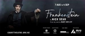 FRANKENSTEIN Will Be Performed at the Court Theatre Next Month
